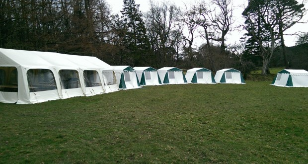 New Tented Village