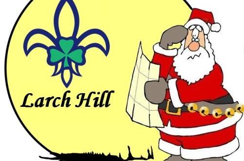 Larch Hill Santa Days 2014