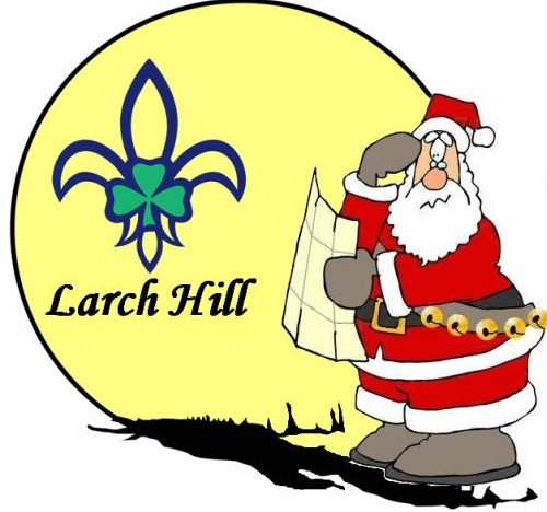 Larch Hill Santa Days 2014