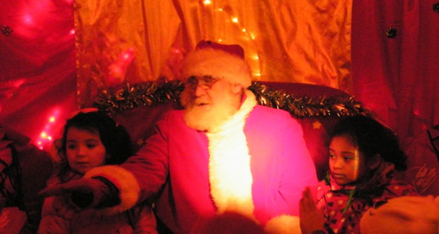 Larch Santa Days – Charities
