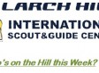Who's in the Hill 10th to 12th April 2015