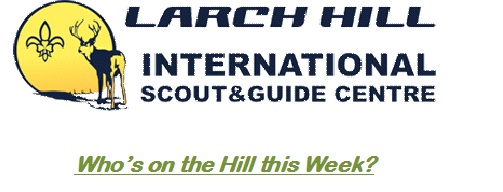 This Week in Larch Hill