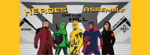 Heroes Assemble Larch Hill cover PS 3apr2015