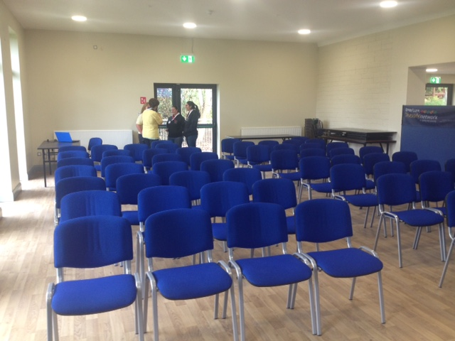 New Larch Hill House And Conference Centre Opens
